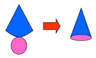 Jaring-jaring kerucut | matikkelas6